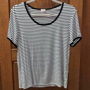 Garage Stripe T-Shirt